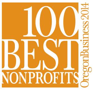 2014 100 Best Logo